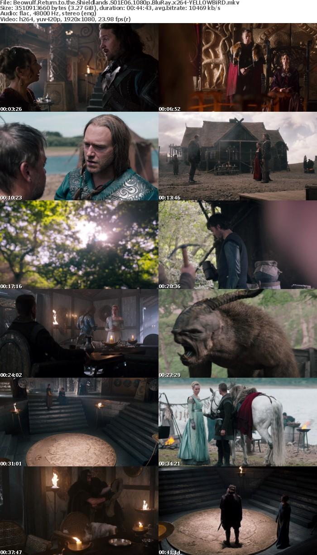 Beowulf Return to the Shieldlands S01 1080p BluRay x264
