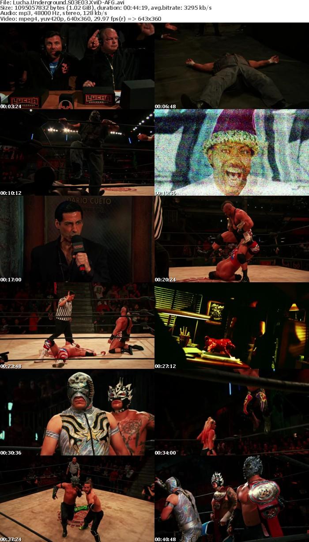 Lucha Underground S03E03 XviD-AFG