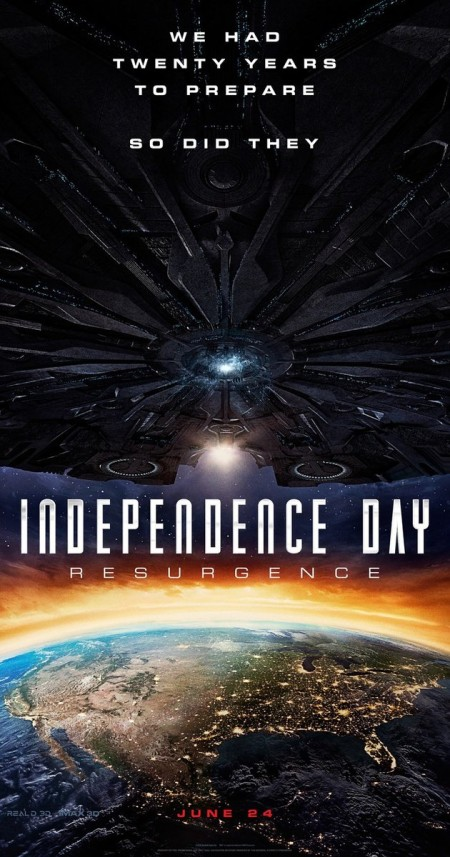 Independence Day Resurgence 2016 BRRip x264 AAC-SSN
