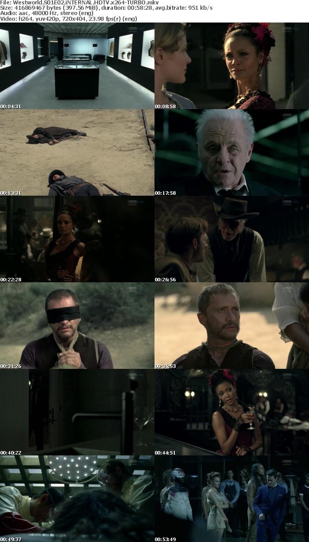 Westworld S01E02 iNTERNAL HDTV x264-TURBO