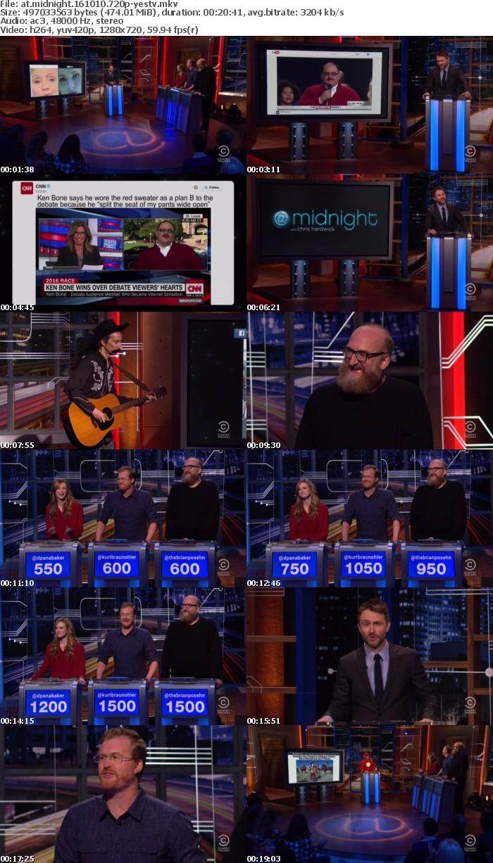 At Midnight 2016 10 10 720p HDTV x264-YesTV