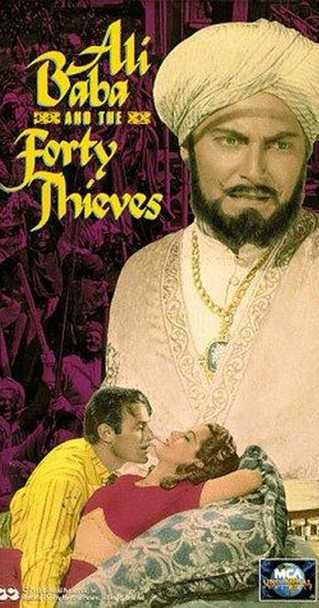 Ali Baba and the Forty Thieves 1944 BRRip 720p XviD AC3-FWOLF