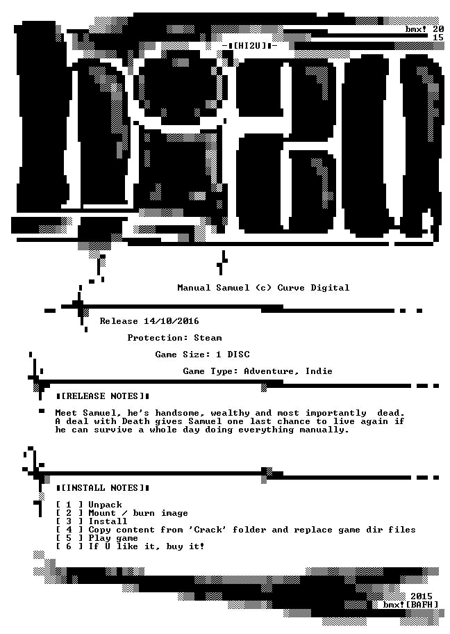 Manual Samuel-HI2U
