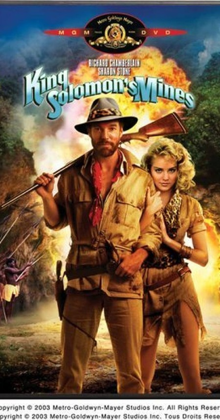 King Solomons Mines 1985 1080p BluRay x264-GUACAMOLE