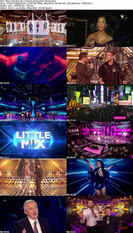 The X Factor UK S13E16 WEB x264-HEAT