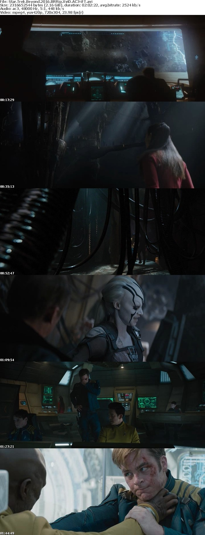 Star Trek Beyond 2016 BRRip XviD AC3-iFT
