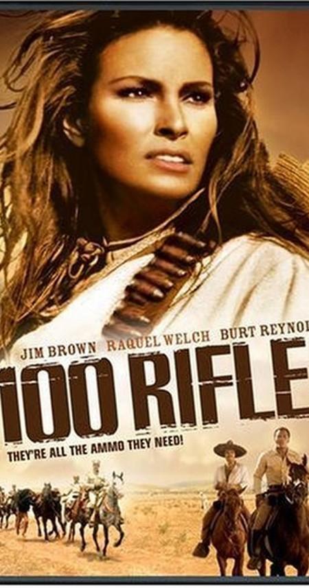 100 Rifles 1969 720p BluRay x264-PSYCHD