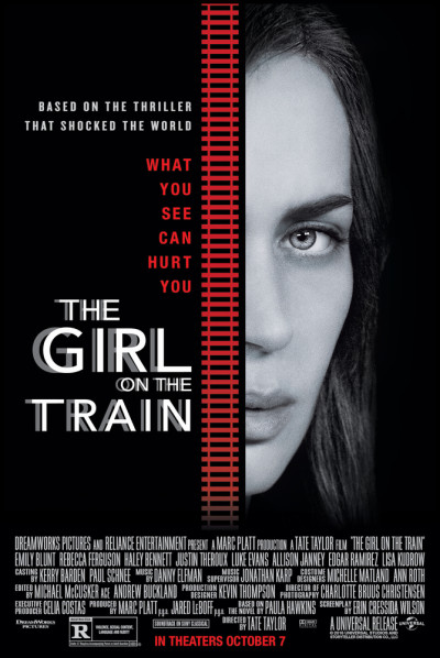 The Girl On The Train (2016) 720p Brrip Hevc X264-mkvcage