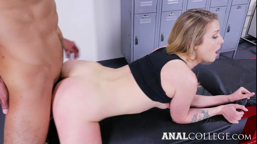 23514872d3feeb50d2111b138a8597e91dd3fd17 - AnalCollege Karla Kush Stretching my ass with Jock cock
