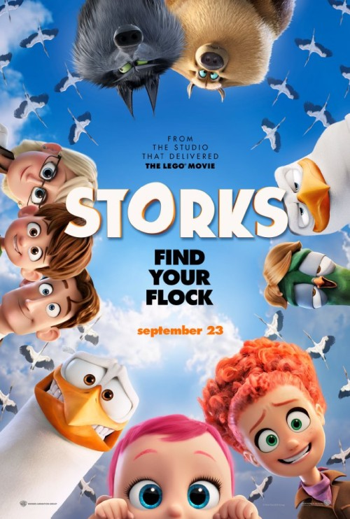 Storks 2016 Multi Truefrench 1080p Bluray X264-lost