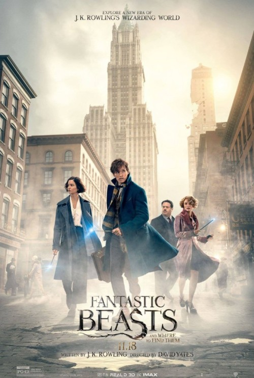 Fantastic Beasts And Where To Find Them 2016 720p Bdrip X264 Ac3-manning