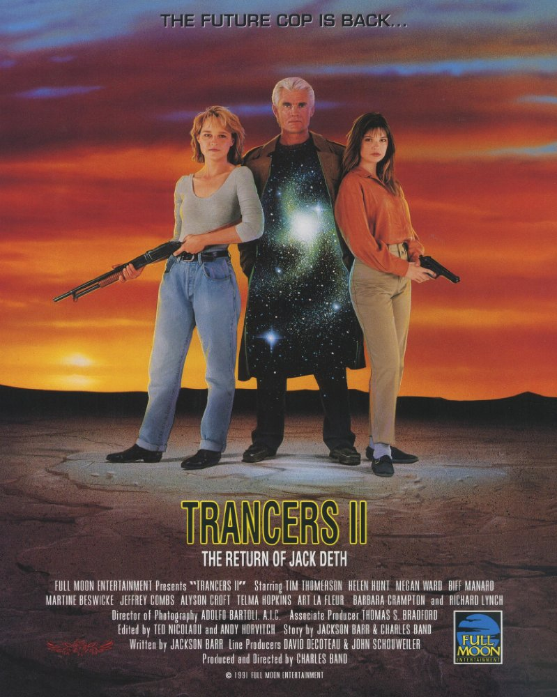 Trancers 2 The Return of Jack Deth 1991 BRRip XviD