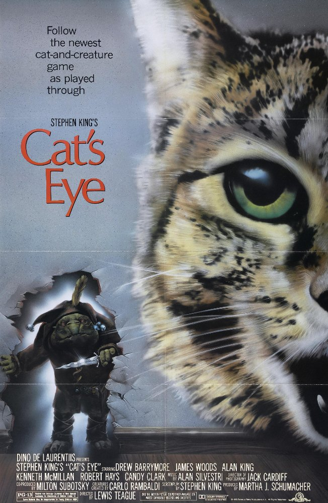 Stephen Kings Cats Eye 1985 BRRip XviD MP3