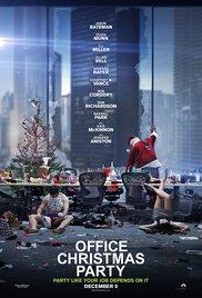 Office Christmas Party (2016) 720p BRRip x264-NeZu