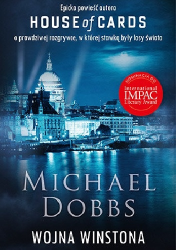 Wojna Winstona - Michael Dobbs