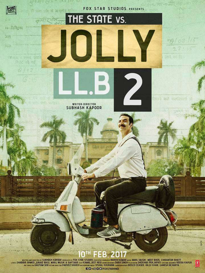Jolly LLB 2 2017  BluRay x264 AC3 LOKIM2Tv