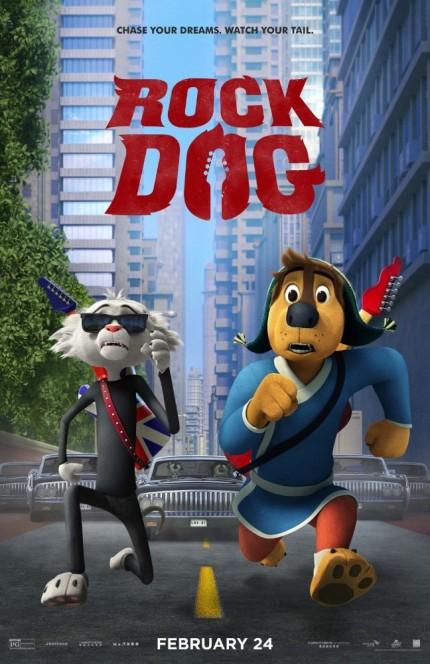 Rock Dog (2016) BDRip XviD AC3-EVO