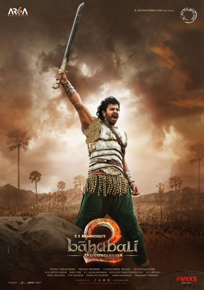 Baahubali 2 The Conclusion 2017 x264 DVDSCR AAC 2 0 DDR