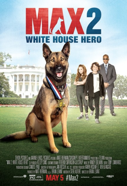 Max 2 White House Hero (2017) BDRip x264-ROVERS