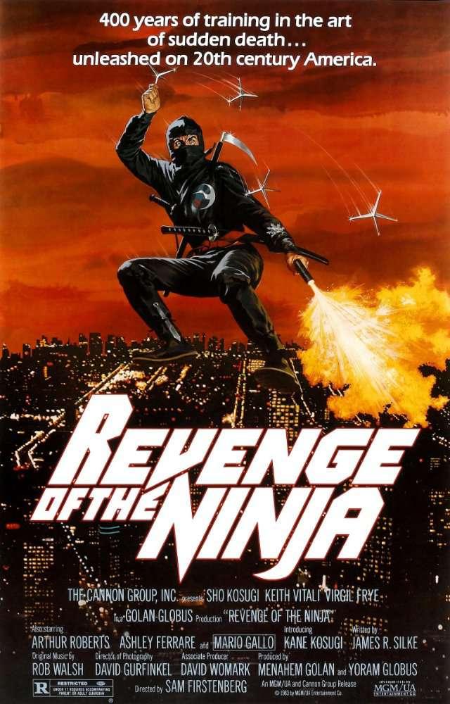 Revenge of the Ninja 2 1983  BluRay H264 AAC