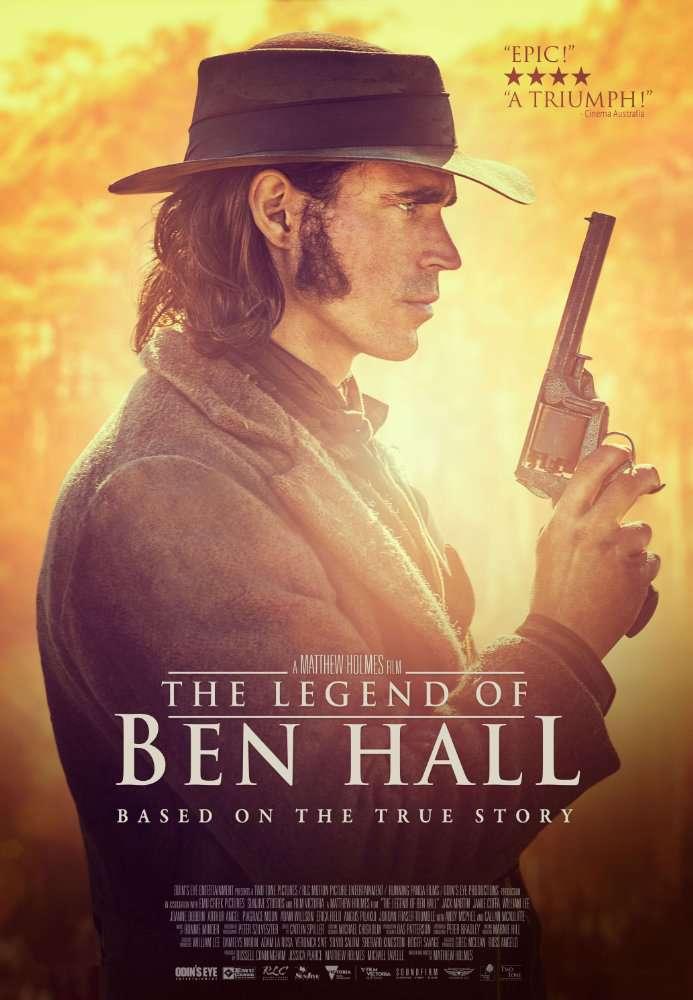 The Legend Of Ben Hall 2016 480p x264mSD