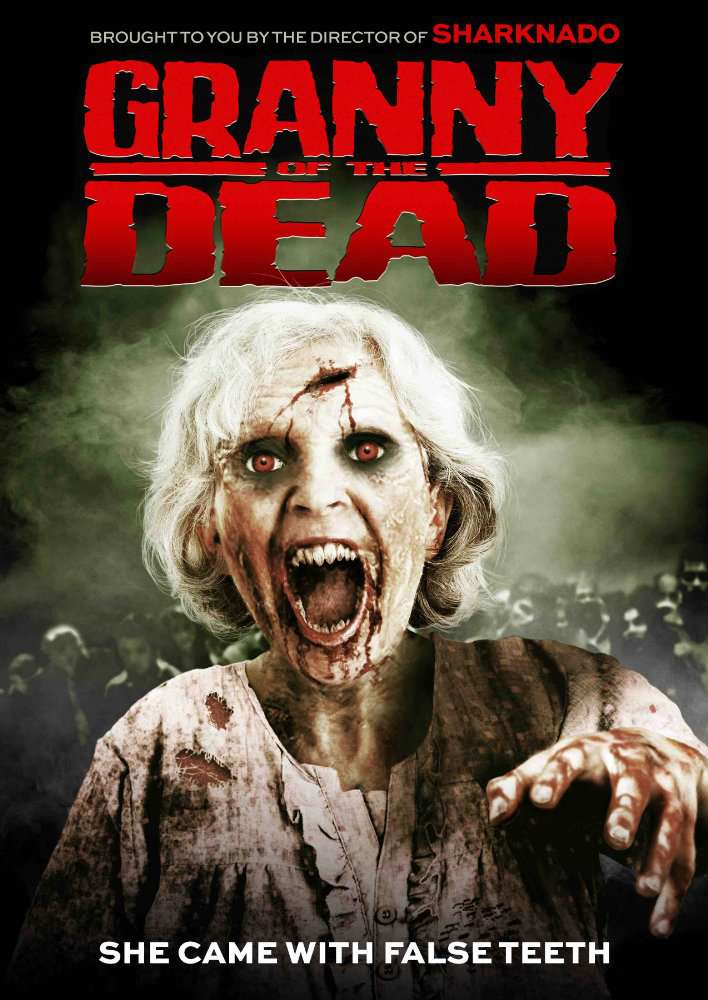 Granny of the Dead 2017 HDRip x264 AC3Manning
