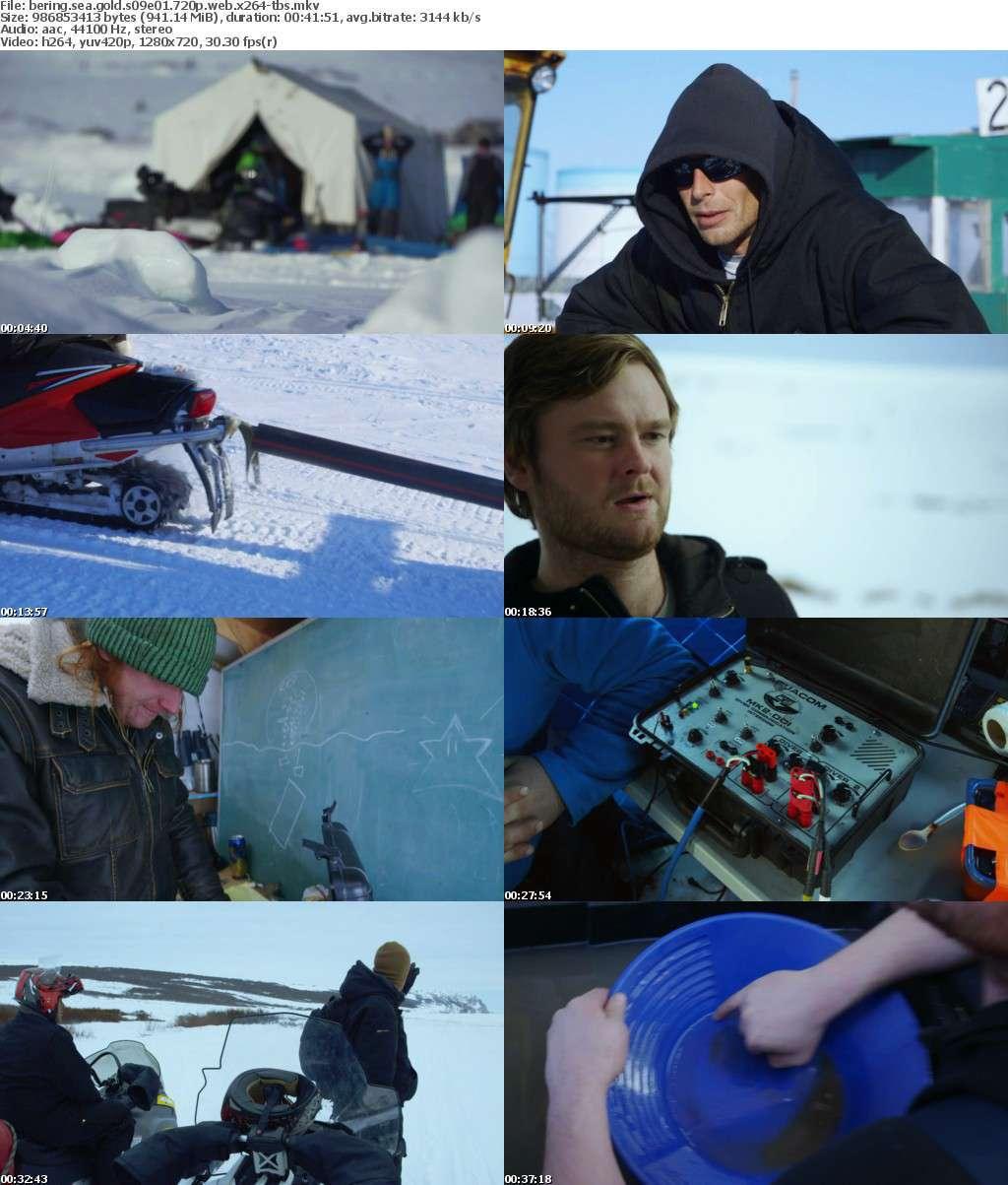 Bering Sea Gold S09E01 720p WEB x264-TBS