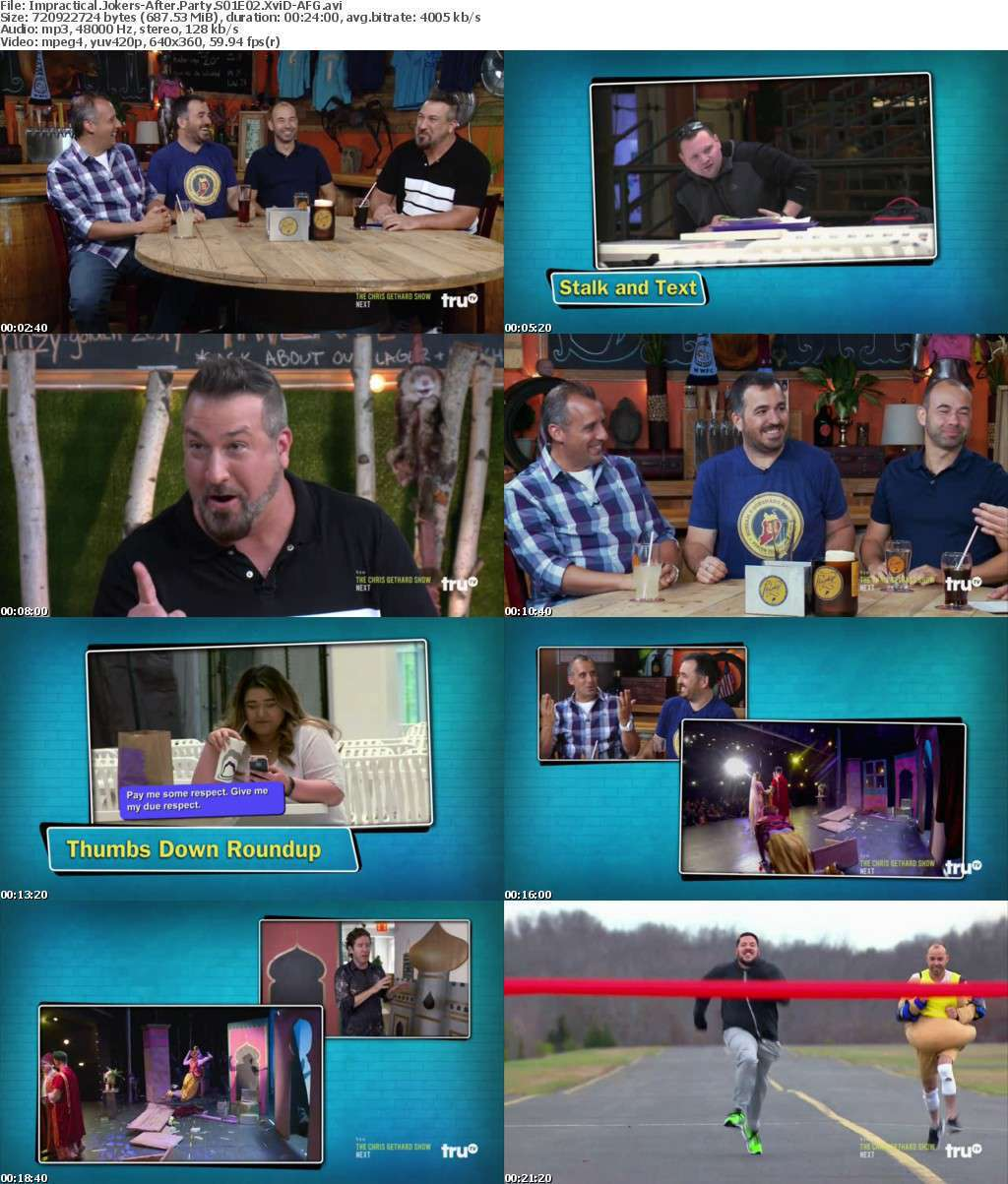 Impractical Jokers-After Party S01E02 XviD-AFG