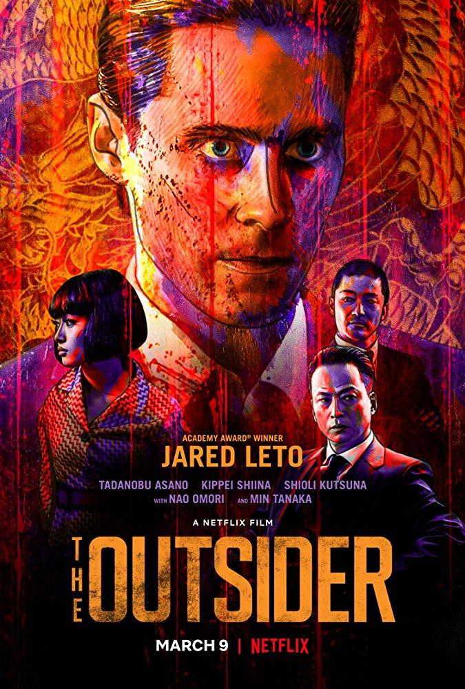 The Outsider 2018 HDRip XviD AC3-EVO