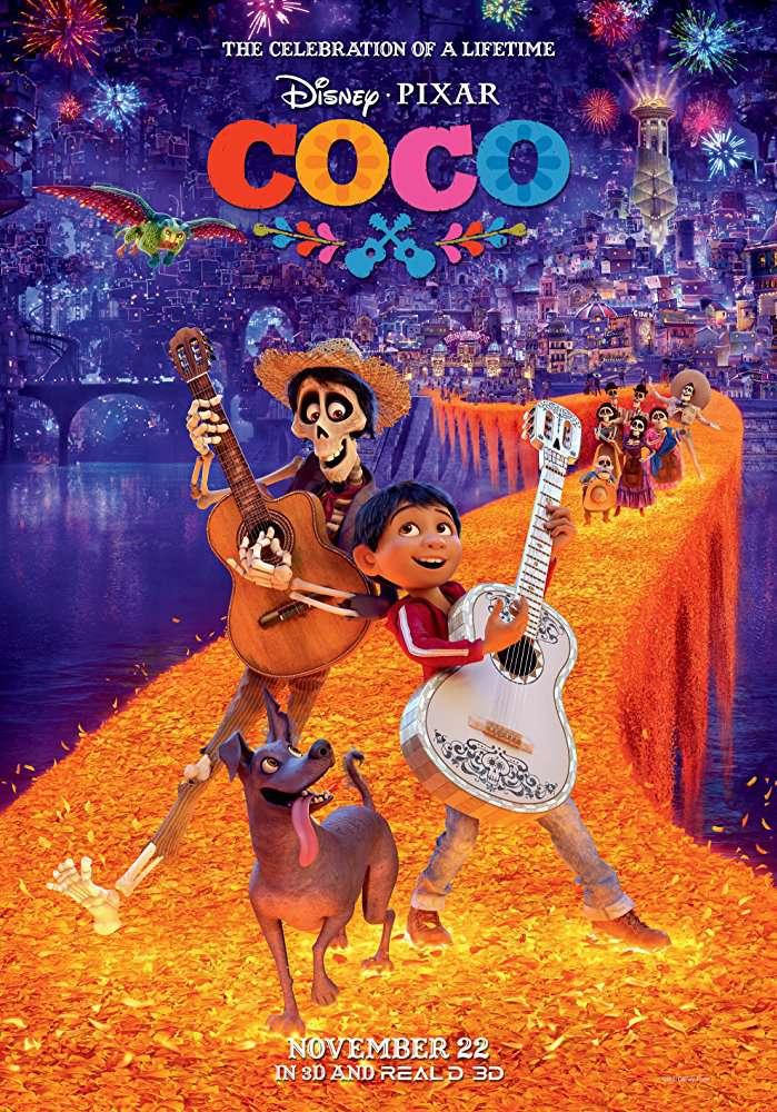 Coco 2017 720p BRRip x264 AC3-DiVERSiTY