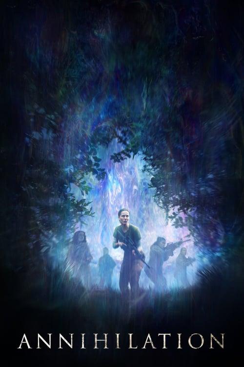 Annihilation 2018 PAL DVDR AC3-CREATiVE24