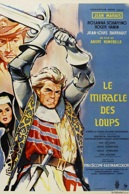 Le Miracle Des Loups 1961 PL PAL DVDR-BFHDVD