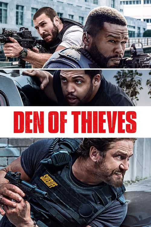 Den Of Thieves 2018 UNRATED DVDRip x264 AC3-TEAM69