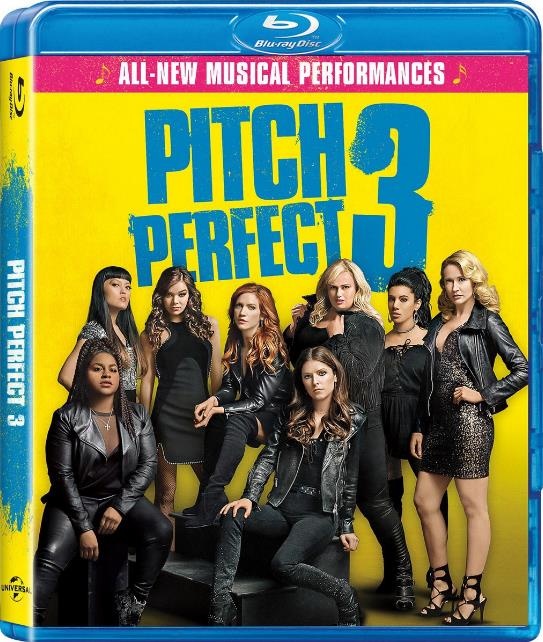 Pitch Perfect 3 (2017) BRRip x264-Texti
