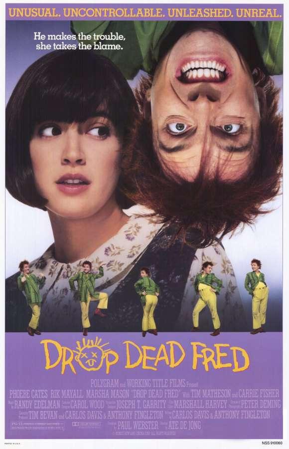 Drop Dead Fred 1991 BRRip XviD MP3-XVID