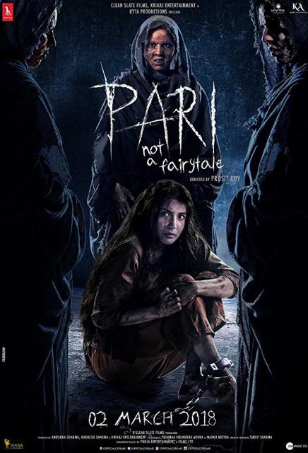 Pari (2018) Hindi 480p HDRip ESubs 350MB-DLW