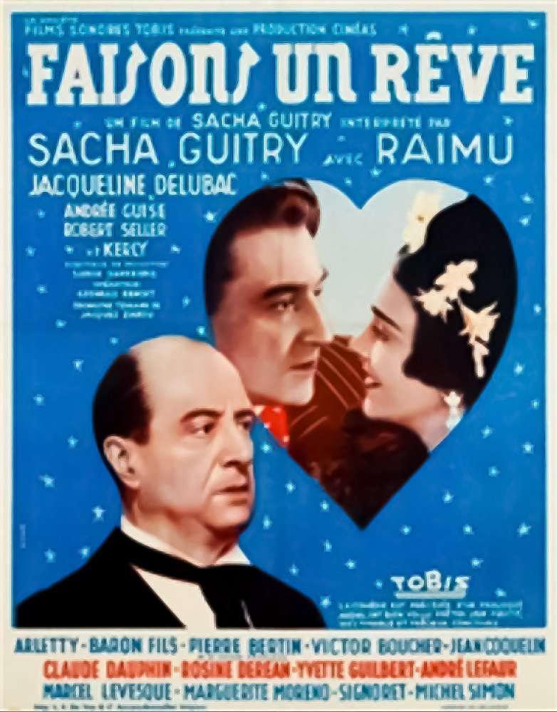 Faisons Un Reve 1936 720p BluRay x264-GHOULS