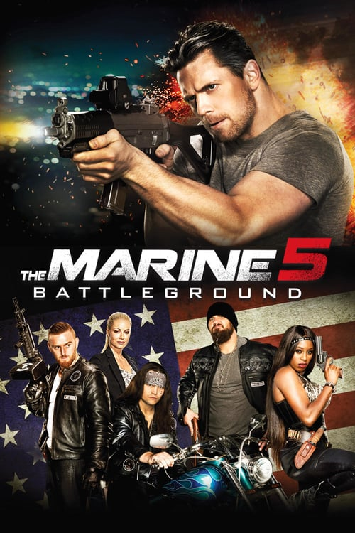 The Marine 5 Battleground 2017 1080p BRRip x265 AC3-Freebee