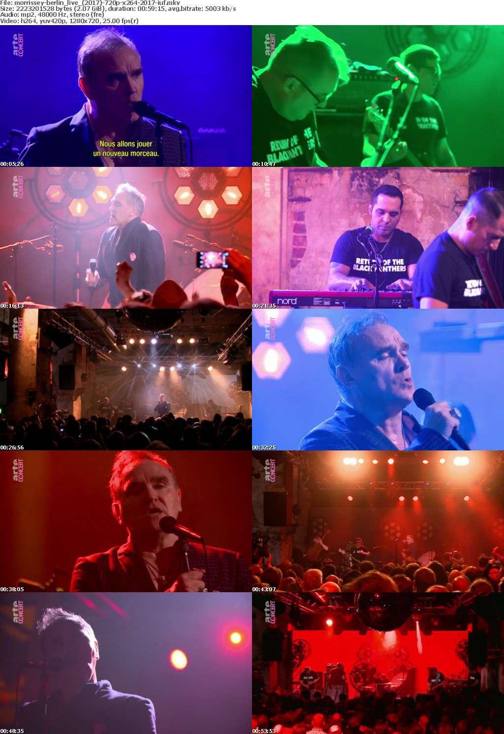Morrissey-Berlin Live (2017)-720p-x264-2017-iUF
