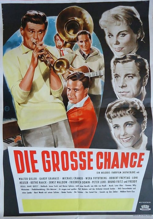 Die grosse Chance 1957 German 1080p BluRay x264-SPiCY