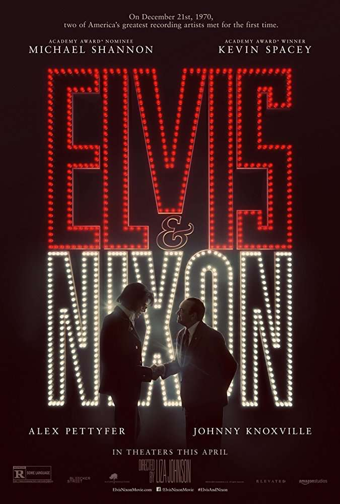 Elvis and Nixon 2016 BRRip XviD MP3-XVID