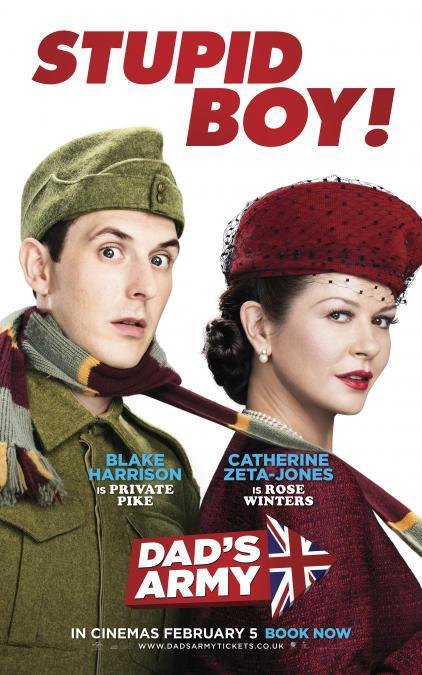 Dads Army 2016 BRRip XviD MP3-XVID