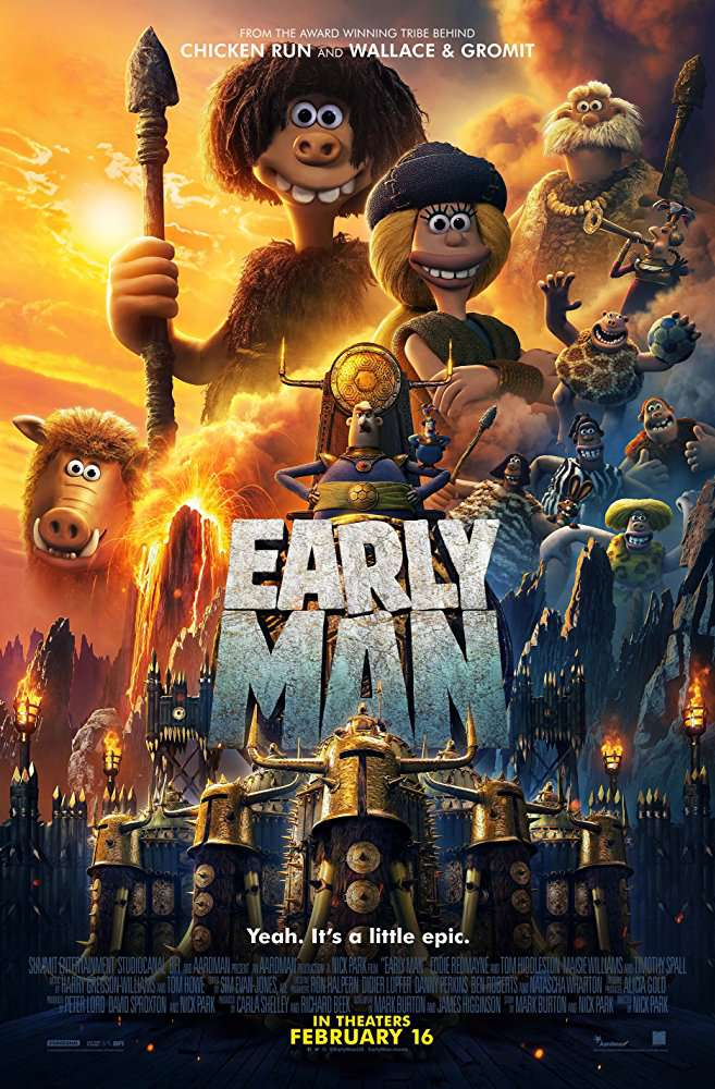 Early Man 2018 720p BluRay x264-DRONES