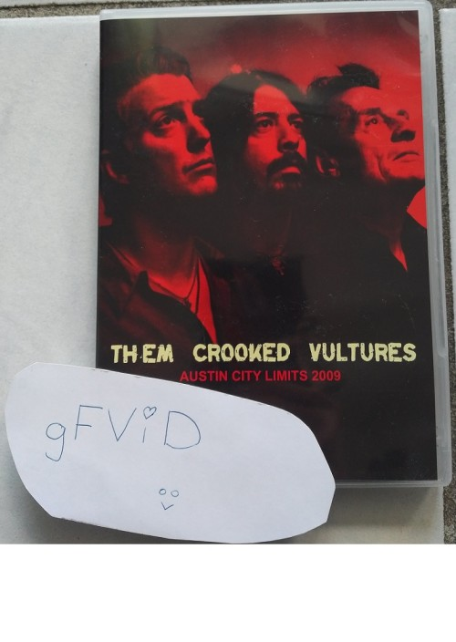 Them Crooked Vultures Austin City Limits 2009 2012 BOOTLEG NTSC MDVDR-gFViD