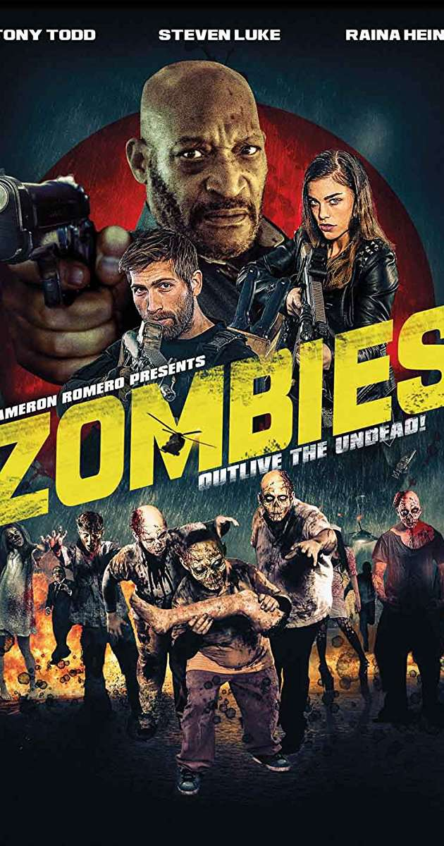 Zombies 3D 2017 1080p BluRay x264-UNVEiL