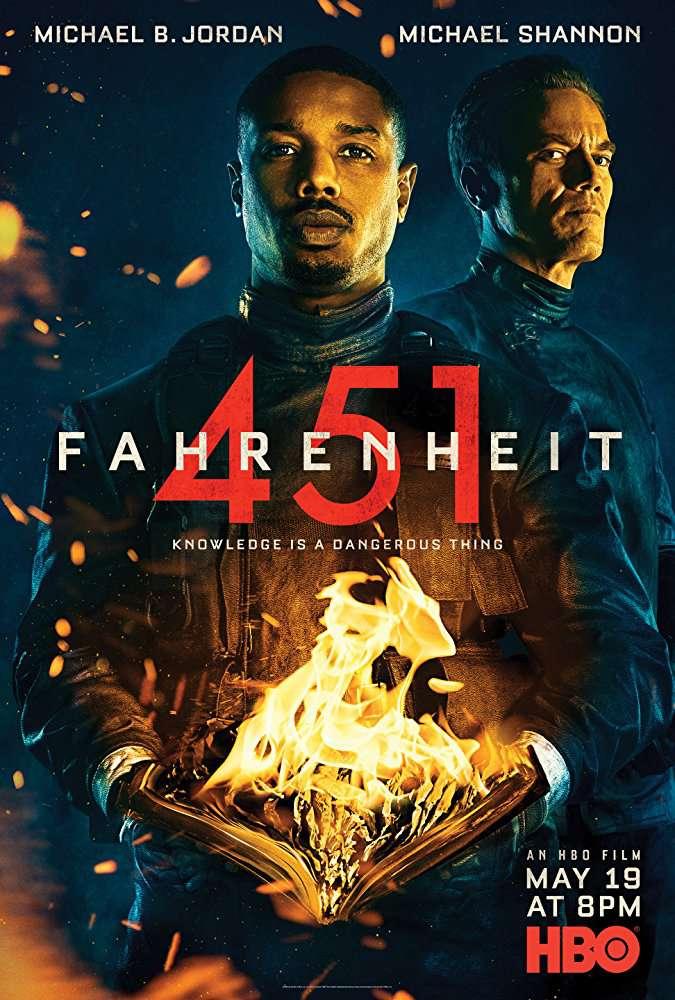 Fahrenheit 451 2018 HDRip AC3 X264-CMRG[N1C]