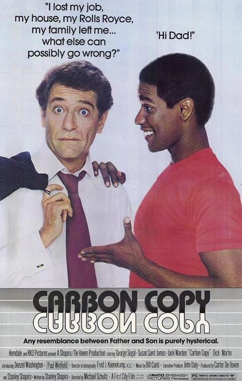 Carbon Copy (1981) [BluRay] [720p] YIFY