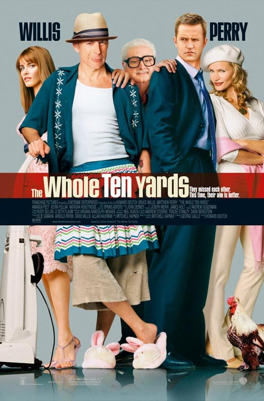 The Whole Ten Yards 2004 720p BluRay H264 AAC-RARBG