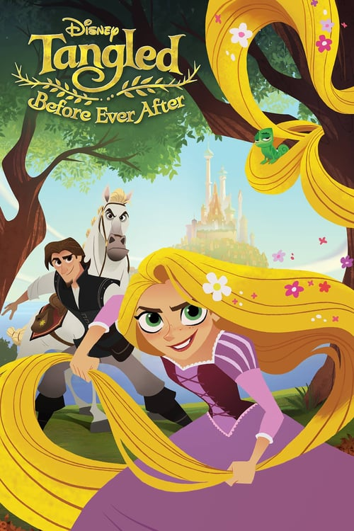 Tangled Before Ever After 2017 COMPLETE DVDR-LiBRA