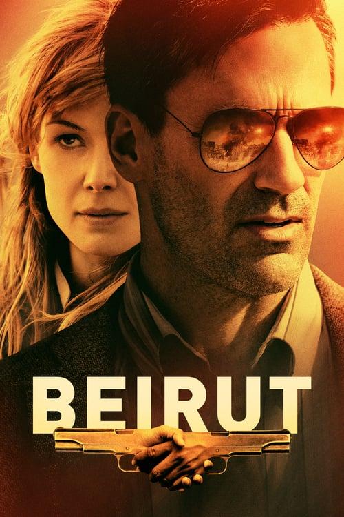 Beirut 2018 720p WEBRip x264-FLAME